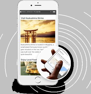 Japan Free WiFi App | TRAVEL JAPAN Wi-Fi